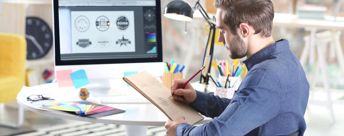 Brand design agencia de diseño gráfico de logotipos personalizados y branding