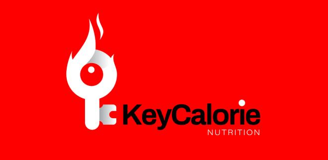 Diseño gráfico del logo de empresa consultora de nutrición