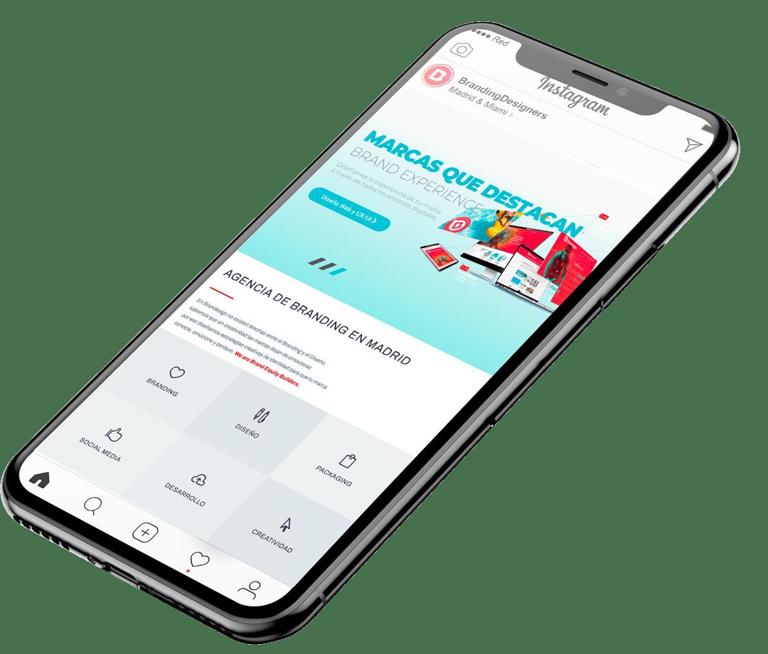 Diseño de páginas web Responsive agencia de diseño web madrid