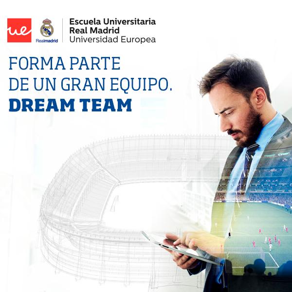 Creatividad para la escuela universitaria real madrid universidad europea empresa de servicios creativos madrid