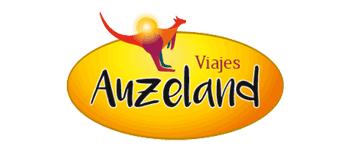 Auzeland agencia de viajes y turismo cliente de brand design agencia de diseño web